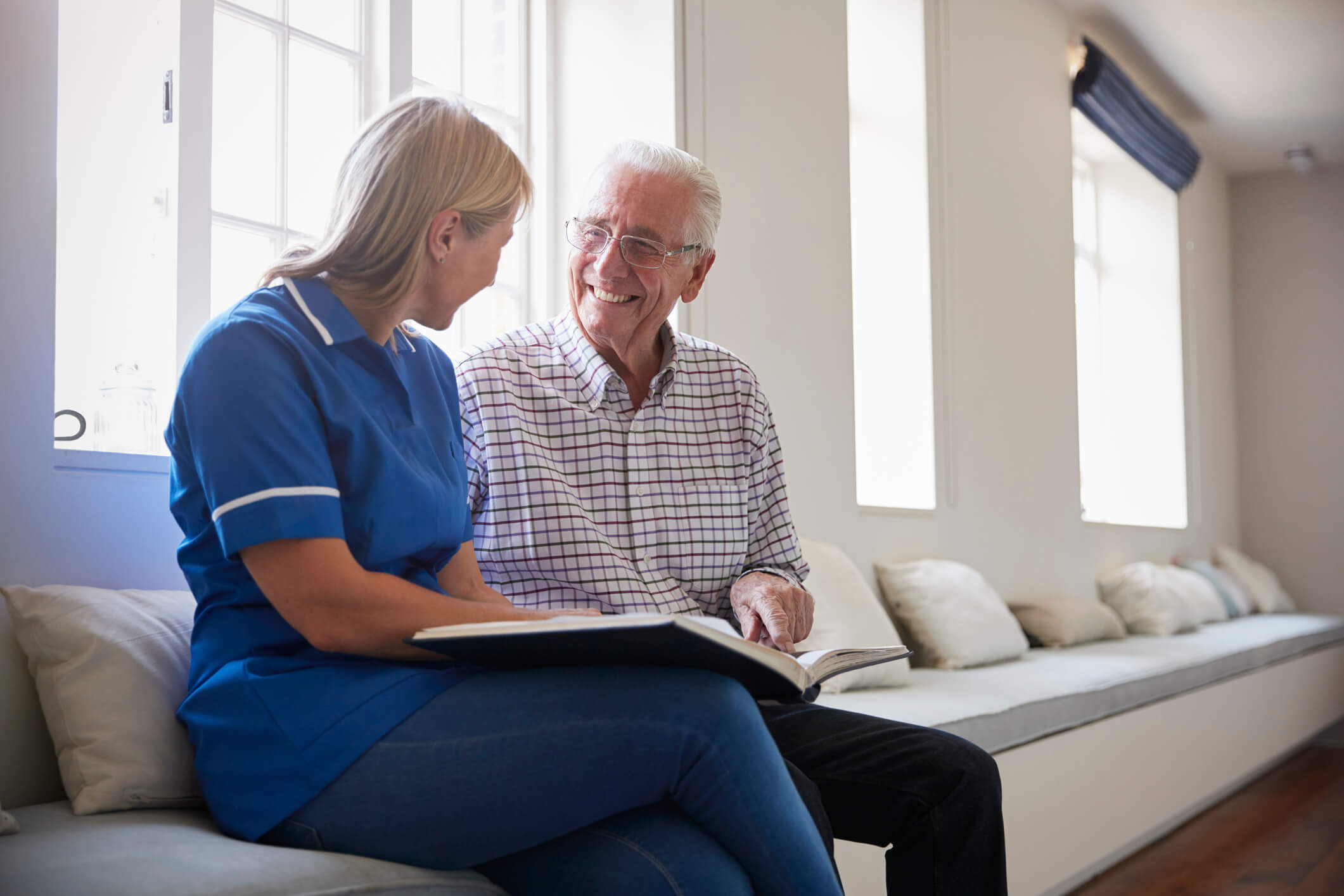 How Access Control Can Improve Resident Care