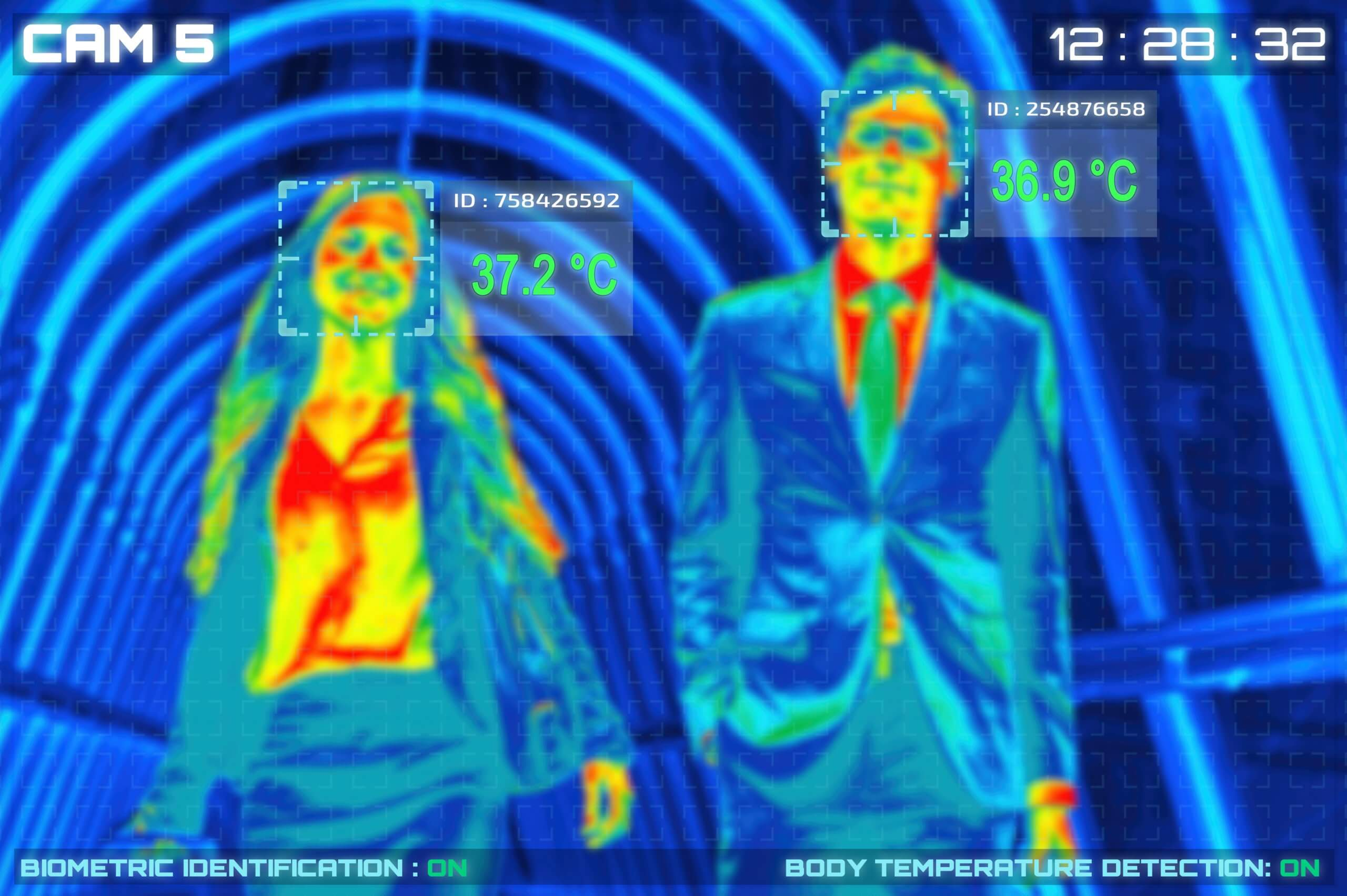 How Thermal Imaging Technology Can Help Fight COVID-19